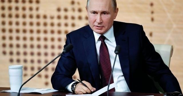 """Putin: """"2-3 ay içerisinde korona virüsü yeneceğiz"""""""