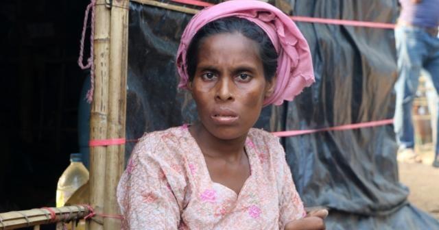 Arakanlıların kamplarında korona virüsü endişesi