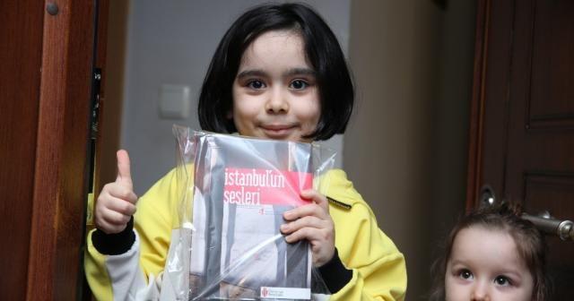 Dezenfekte edilen 35 bin kitap evde kalan öğrencilere dağıtıldı