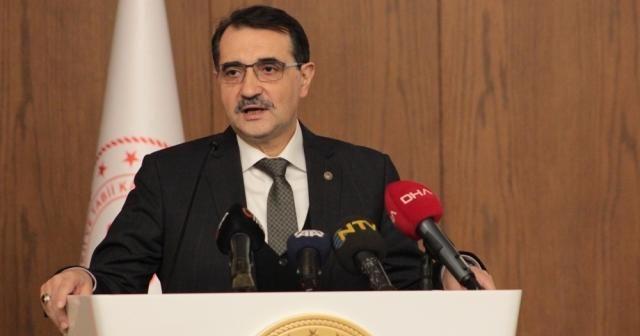 Enerji ve Tabii Kaynaklar Bakanı Dönmez sektör temsilcileriyle görüştü
