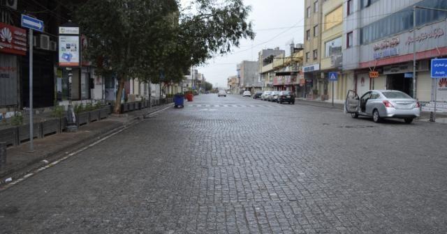 Irak'ta sokağa çıkma yasağı 11 Nisan'a uzatıldı