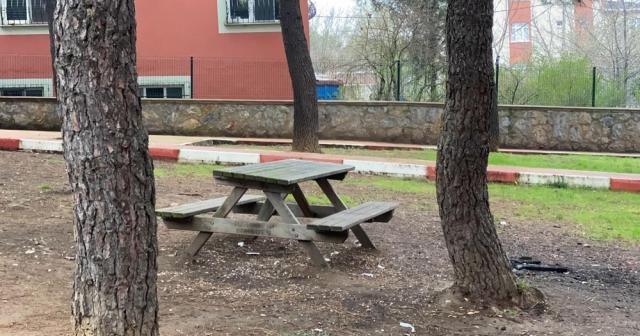 İstanbul'da Koronavirüs nedeniyle piknik alanları boş kaldı