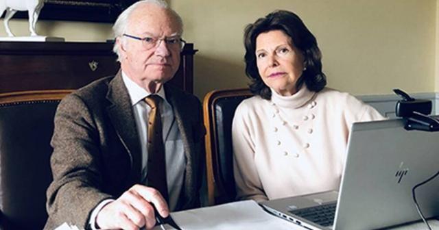 İsveç Kralı korona virüs endişesiyle Stockholm'den ayrıldı