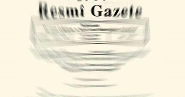 Resmi Gazete'da yayımlanan kararla belediyelerden 3 ay kesinti yapılmayacak