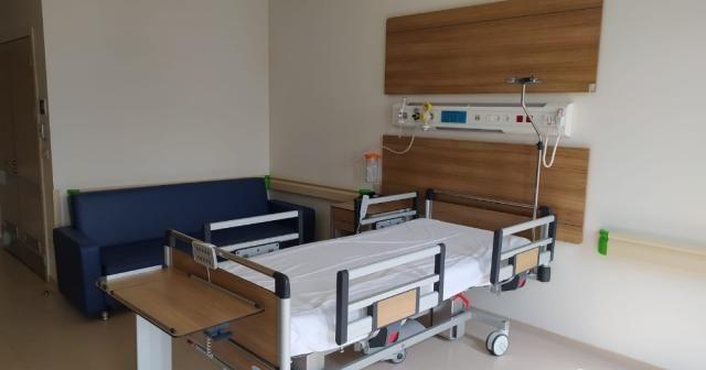 Şehir hastaneleri yoğun bakım ve yatak sıkıntılarını ortadan kaldırıldı