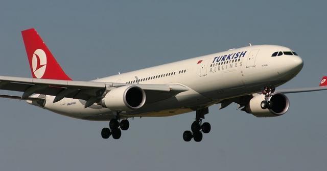 Türk Hava Yolları tüm yurt dışı seferlerini durdurdu