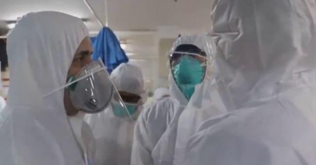 Ünlü sunucu koronavirüs şüphesiyle tedavi altında olduğunu açıkladı