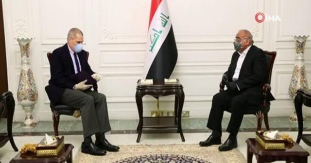 "ABD'den Irak'a ""stratejik müzakere"" hamlesi"