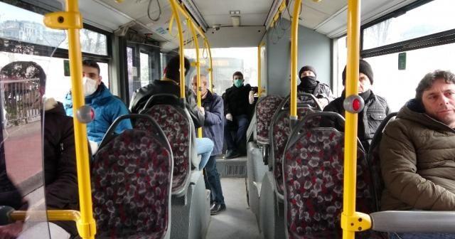 İstanbul'da toplu taşıma araçlarında yüzünde maskesi olmayanlar alınmayacak