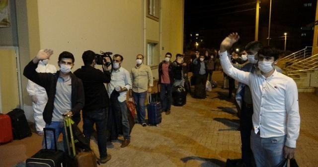 Karantina altında olan 274 kişi bayramı evlerinde geçirecek