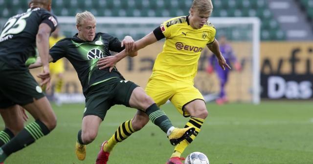 Bundesliga: Wolfsburg: 0 - B.Dortmund: 2