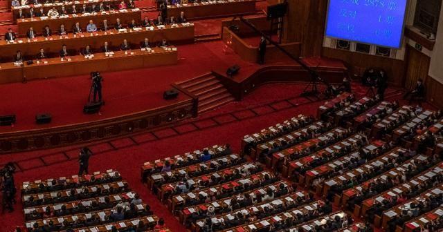 Çin'in Hong Kong güvenlik yasası nedeni ile birçok devlet endişeli
