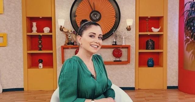 """Diyetisyen Seda Sağbaş: """"Karantina sürecinde online diyete ilgi büyük"""""""