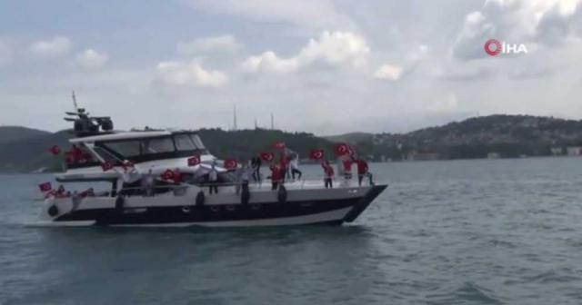 İstanbul'un Fethi'nin 567. Yılı kutlamaları başladı