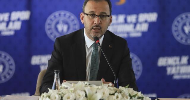 """""""Çorum Stadı'nı Gençlik ve Spor Bakanlığı olarak tamamlayacağız"""""""