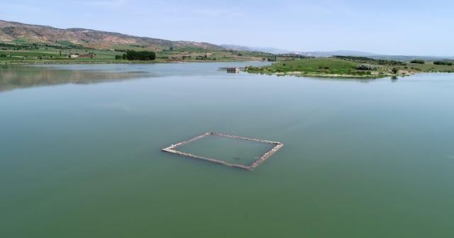 30 yıl aradan sonra ilk kez görüntülenmişti, tekrar suya gömüldü