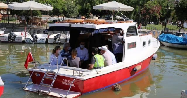 Çevre ve Şehircilik Bakanlığı ekipleri balık ölümleri sonrası harekete geçti