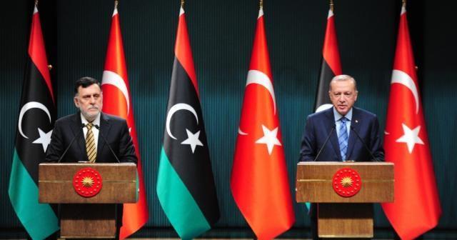 Erdoğan-Serrac ortak basın toplantısı