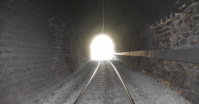 Tarihi demiryolu tüneli kültür varlığı olarak tescil edildi