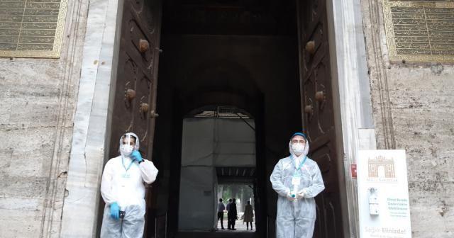 Topkapı Sarayı tarihi kapılarını yeniden açtı