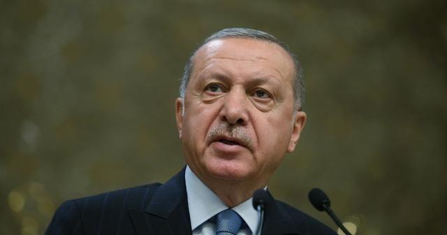Cumhurbaşkanı Erdoğan Kırgız mevkidaşıyla görüştü
