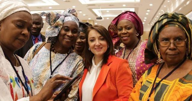 """""""2010-2019 döneminde Türkiye ile Afrika kıtası ülkeleri arasında 186,5 milyar dolarlık ticaret yapıldı"""""""