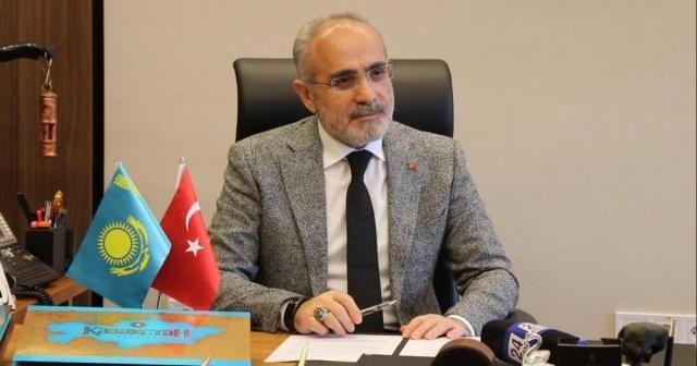 """""""Büyük Türk dünyasının sınır doğusu da, batısı da hamdolsun emin ellerdedir"""""""