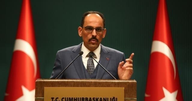 """""""Türkiye ile ABD arasındaki müttefiklik ruhuna gölge düşürüyor"""""""