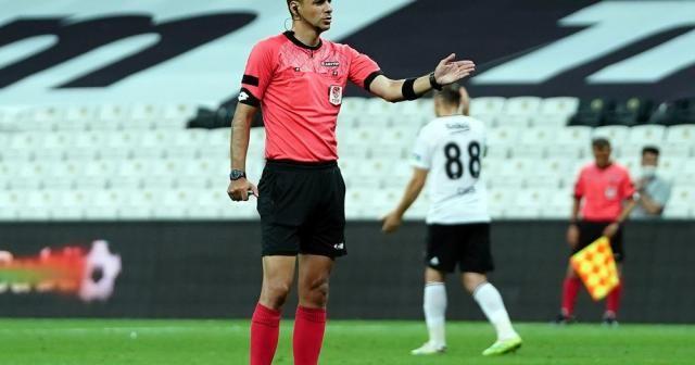 Başakşehir- Kayserispor maçını Ali Şansalan yönetecek