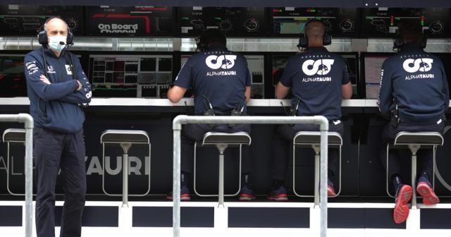 F1'in en şık ekibi AlpnaTauri hedef yükseltti