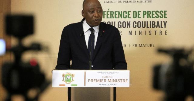 Fildişi Sahili Başbakanı Coulibaly, hayatını kaybetti