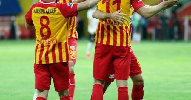 Kayserispor 3 maç sonra kaybetti