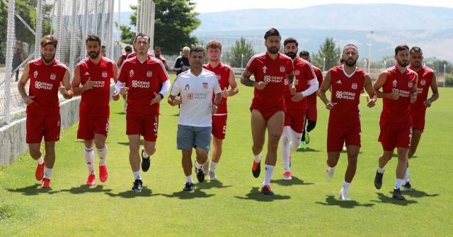 Sivasspor, rotayı Yeni Malatyaspor maçına çevirdi