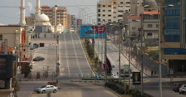 Vakalarının arttığı Filistin'de karantina 5 gün daha uzatıldı