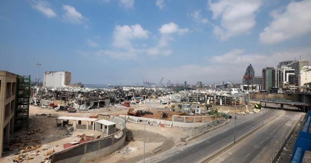 Beyrut'taki patlamanın bilançosu ortaya çıktı