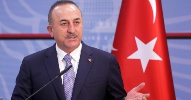 """Çavuşoğlu: """"Avrupa Birliği Yunanistan'ı şımartmasın, aklıselime davet etsin"""""""