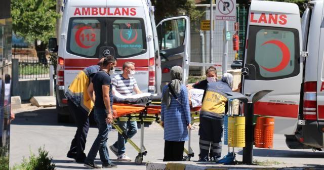 Düzce'de 2 günde 155 acemi kasap hastanelere başvurdu