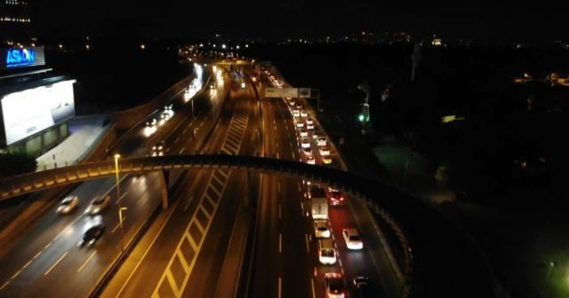 Edirnekapı Metrobüs İstasyonu'na yeni üst geçit çalışması başladı