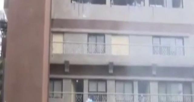 Hindistan'da korona hastanesinde yangın: 8 ölü
