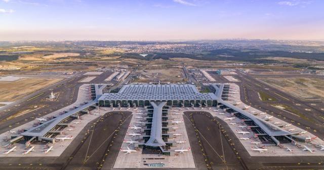 İstanbul Havalimanı dünyadaki ilk oldu