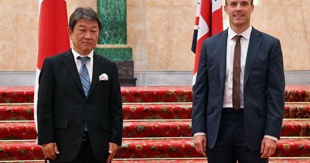 Japonya ve İngiltere'den Hong Kong konusunda işbirliği kararı