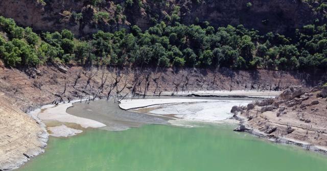 Kayıp Gülistan, baraj gölünde didik didik aranıyor