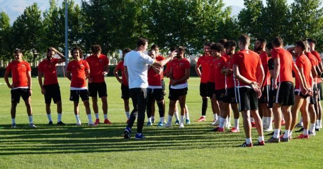Kayserispor, yeni sezon hazırlıklarını sürdürüyor