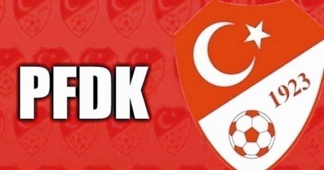 PFDK'dan Ahmet Ağaoğlu'na 75 gün hak mahrumiyeti
