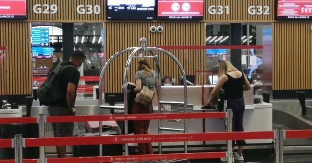 Sabiha Gökçen Havalimanı'ndan Rusya uçuşları yeniden başladı