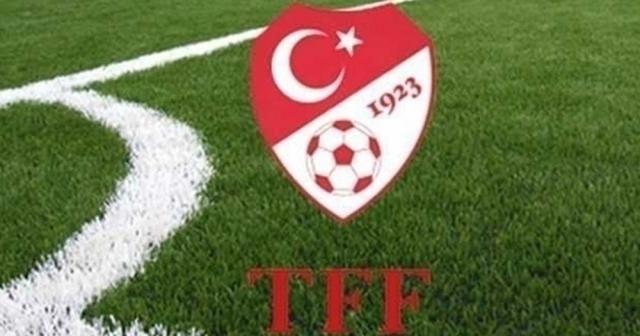 """TFF: Türk futbolunun yarınları için talimatı kararlılıkla uygulayacağız"""""""
