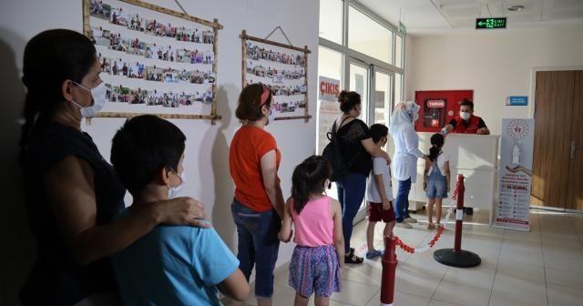 """""""345 gençlik merkezimizde EBA eğitim seferberliği başlattık"""""""