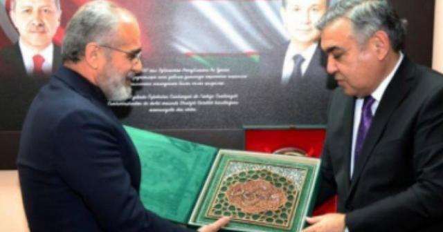 """""""Özbekistan'ın komşularıyla istikrar ve işbirliğinin sürdürülmesine katılımı önemli"""""""