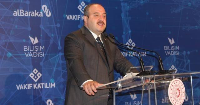 """""""Bilişim Vadisi, Albaraka Katılım ve Vakıf Katılım ortaklığında 100 milyon liralık bir fon kuruyoruz"""""""