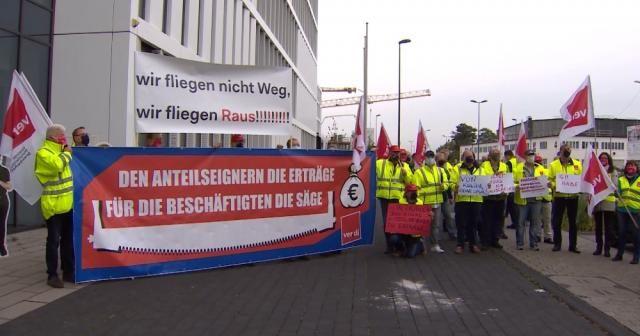"""Almanya'da binlerce çalışan yarın """"uyarı grevine"""" gidiyor"""